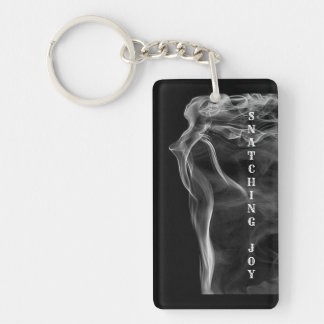 Snatching Joy Book Key chain