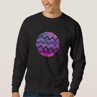 snazzy sweatshirt