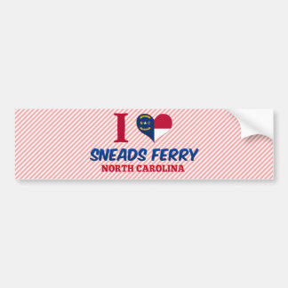 Sneads Ferry, North Carolina Bumper Sticker