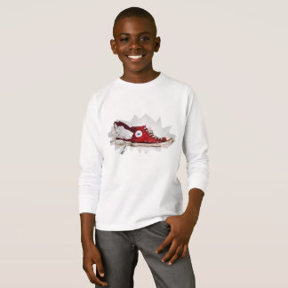 Sneaker Splat T-Shirt