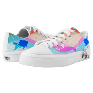 sneakers ocean floor