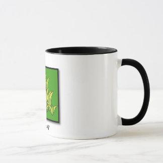 """""""SNEAKY"""" 11 oz. TURTLE RINGER COFFEE MUG"""