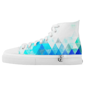 Sneaky Bubbly High Tops