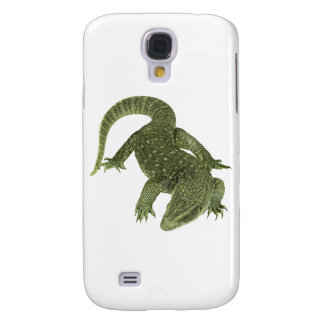 Sneaky Galapagos Iguana