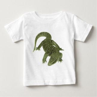 Sneaky Galapagos Iguana Baby T-Shirt