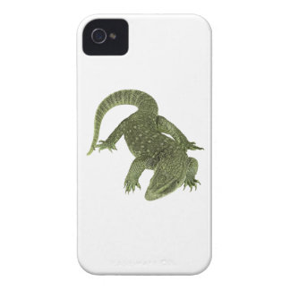 Sneaky Galapagos Iguana iPhone 4 Covers