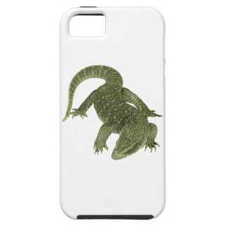 Sneaky Galapagos Iguana iPhone 5 Cases