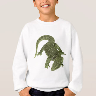 Sneaky Galapagos Iguana Sweatshirt