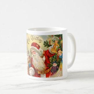 Sneaky Santa Coffee Mug