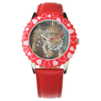 Sneaky Tiger Watches