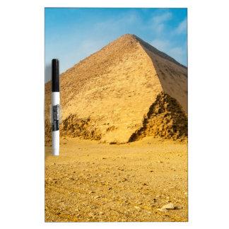 Snefru's Bent Pyramid, Dahshur Dry-Erase Board