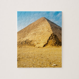 Snefru's Bent Pyramid, Dahshur Puzzle