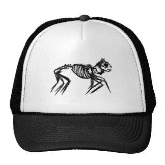 Snicker-Cat Trucker Hat