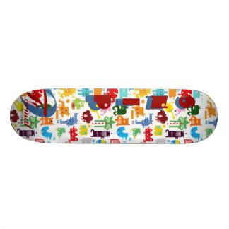 Snip Formal Skateboards - Customized