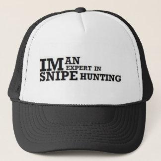 Snipe Hunter Trucker Hat