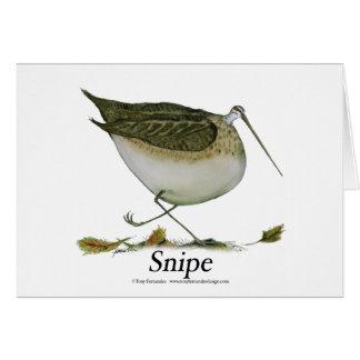 snipe, tony fernandes card