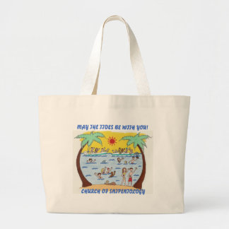 SNIPENTOLOGY BEACH BAG