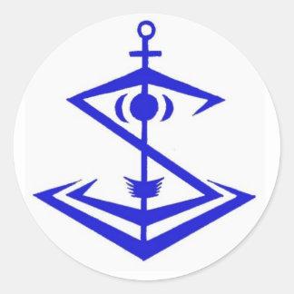 Snipentology emblem sticker