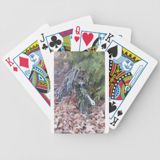 Sniper Bicycle Playing Cards