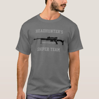 Sniper Fashion Tee Shirt