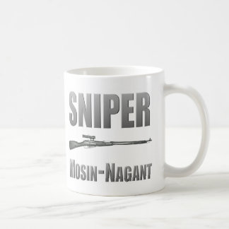 Sniper Mosin-Nagant Mug