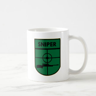 Sniper Patch Coffee Mug