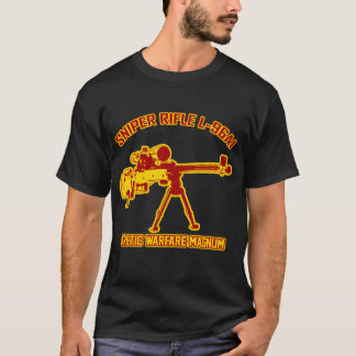 Sniper Rifle L-96A1 T-Shirt