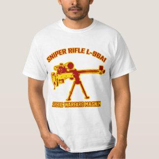 Sniper Rifle L-96A1 Tee Shirt