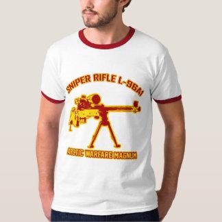 Sniper Rifle L-96A1 Tee Shirts