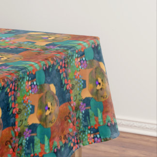 SNIPPET - Chow tablecloth 3 sizes