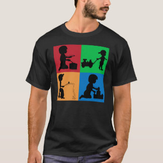 Snips, Snails & Puppy Dogs Tails T-Shirt