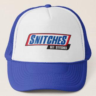 Snitches Trucker Hat