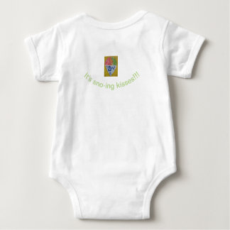 Sno Cone baby jersey Baby Bodysuit