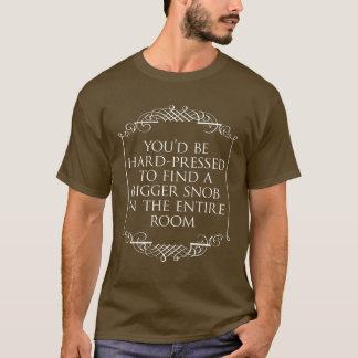 """Snob Power"" T-Shirt"