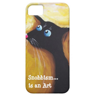 Snobbism Case For The iPhone 5