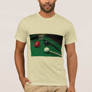 Snooker equipment T-Shirt