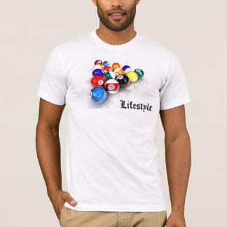 Snooker - Lifestyle T-Shirt