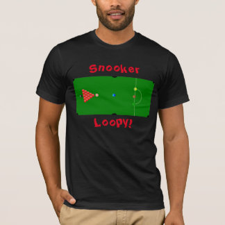 Snooker Loopy Shirt