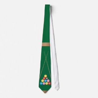 Snooker Tie