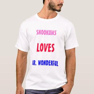 SNOOKUMS T-Shirt