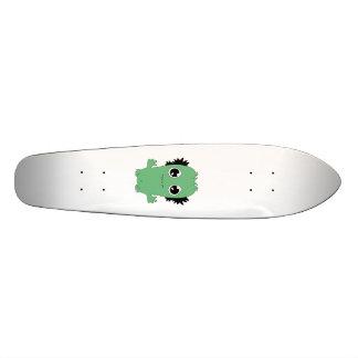 """Snoomies  7 1/8"""" Oldschool Skateboard"""