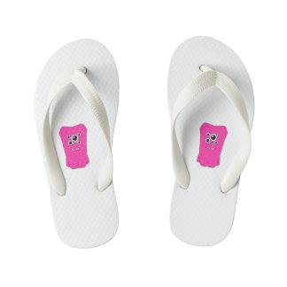 Snoomies Custom Flip Flops, Kids Kid's Flip Flops