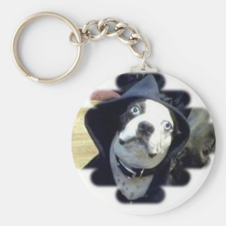 SNOOP_DAWG_IN_DA_HOOD_by_SUNNYFAYE Keychain