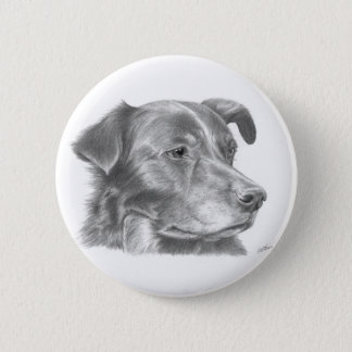 Snoopy 2 Inch Round Button