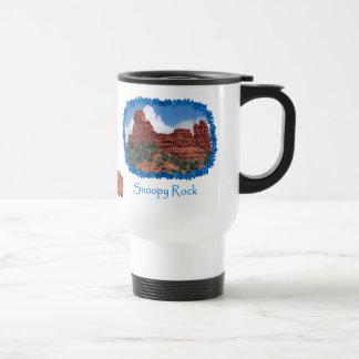 Snoopy Rock / Bell Rock Sedona Travel Mug