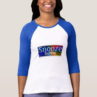 Snooze Button Comfy Sleeper Top (PJs) sleepwear