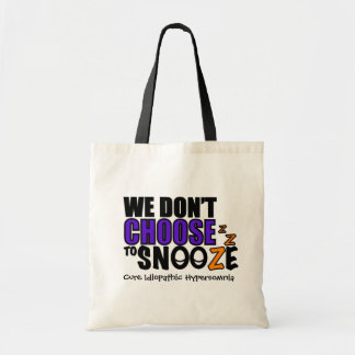 Snooze Tote Bag
