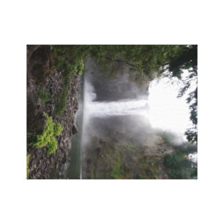 Snoqualmie Falls canvas