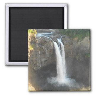 Snoqualmie Falls Magnet