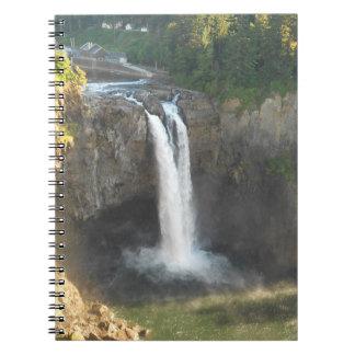 Snoqualmie Falls Notebook